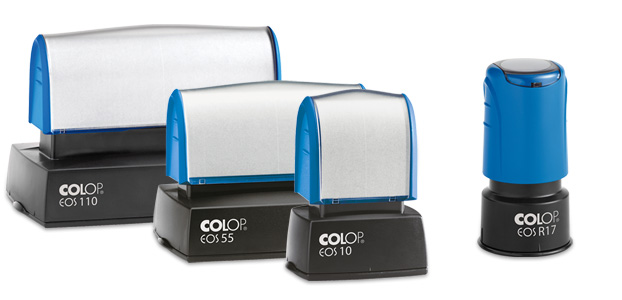 Colop EOS Rubber Stamps