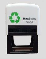 MaxStamp Rubber Stamps SI-50