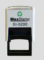 MaxStamp Rubber Stamps 5200